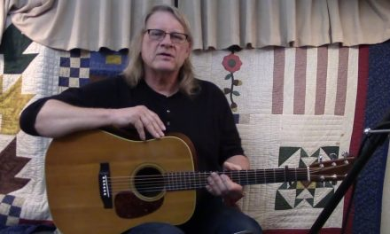 Lick of the Day: Bluegrass Guitar Tag with Bruce Ling | Elderly Instruments