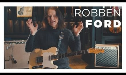"""VS: Robben Ford on the Telecaster – """"The Ugliest Musical Instrument?"""" (S3: E18)"""