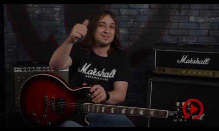 GIBSON USA SLASH LES PAUL STANDARD LIMITED EDITION ELECTRIC GUITAR, VERMILLION BURST Replay Guitar