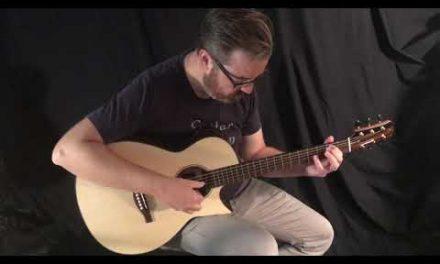 Rasmussen Brazilian Rosewood Model C Guitar by Guitar Gallery