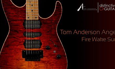 Tom Anderson Angel   Fire Wake Surf