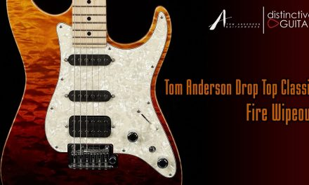 Tom Anderson Drop Top Classic | Fire Wipeout