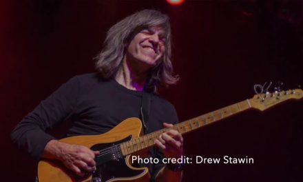 Mike Stern on Miles