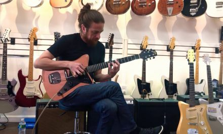 Uma Guitars Jetson 2