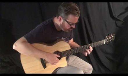 Noemi Wedge Guitar by Guitar Gallery