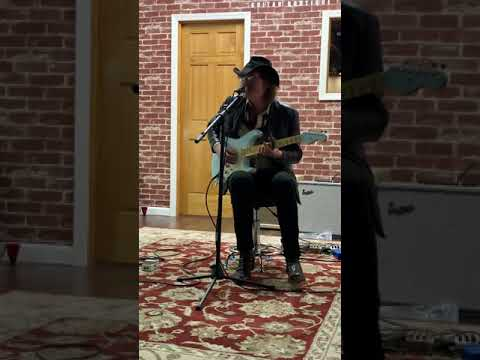 Turner Cody at South Shore Guitar Boutique Grand Opening