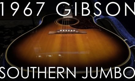 """Pick of the Day"" – 1967 Gibson Southern Jumbo"