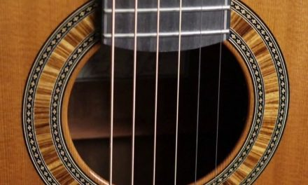 Andrew White Model C Guitar at Guitar Gallery