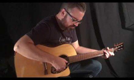 Laurent Brondel Guitar at Guitar Gallery