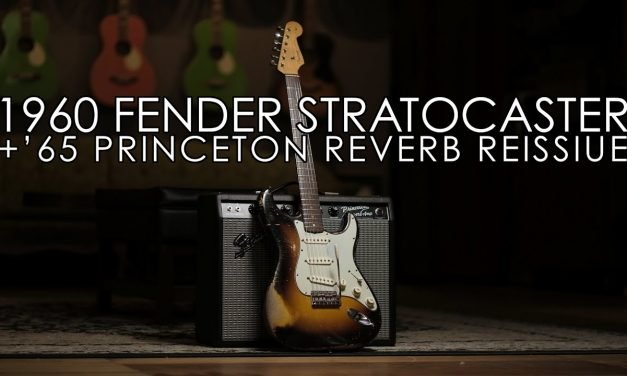 """""""Pick of the Day"""" – 1960 Fender Stratocaster and '65 Princeton Reverb RI"""