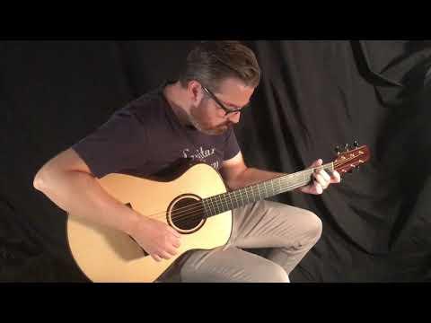 Fay Fan Fret Guitar at Guitar Gallery