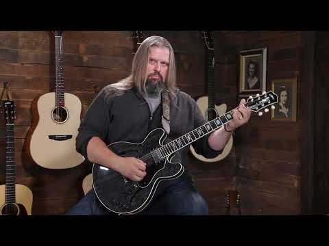 Collings I 35 Deluxe – Doghair