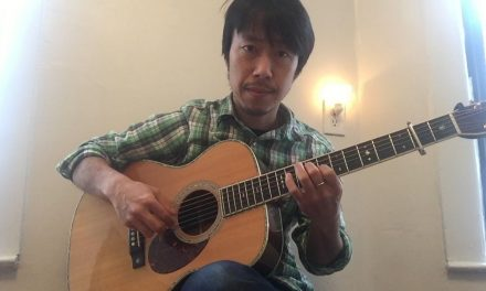 Lick of the Day: Fingerstyle Guitar with Hiroya Tsukamoto | Elderly Instruments
