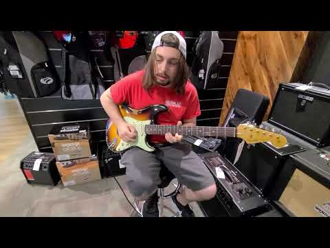 Riff with Cliff- Fender 1960 Heavy Relic Custom Shop Strat