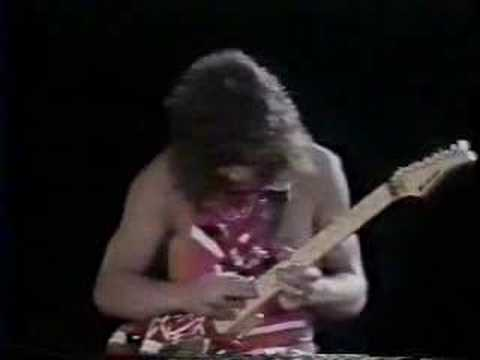 Eruption Guitar Solo–Eddie Van Halen