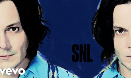 Jack White – Lazaretto (Live on SNL)