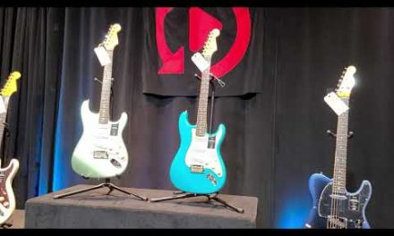 New Fender American Professional II guitars are IN!