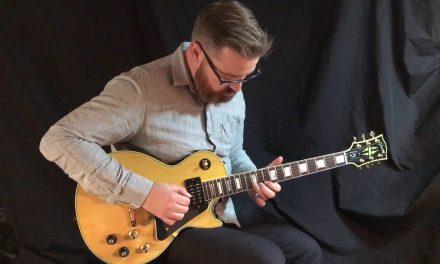 2015 Les Paul '68 Custom Electric Guitar at Guitar Gallery