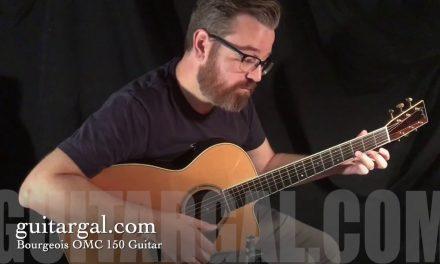 Dana Bourgeois OMC 150 Guitar at Guitar Gallery