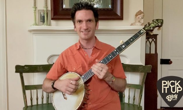 Pick It Up: Adding Rhythm to Empty Spaces in Clawhammer Banjo w/ Adam Hurt | Elderly.com