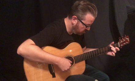 Bown OMX Guitar at Guitar Gallery