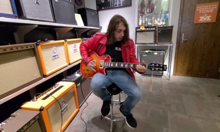 Riff With Cliff- Heritage H150 Les Paul