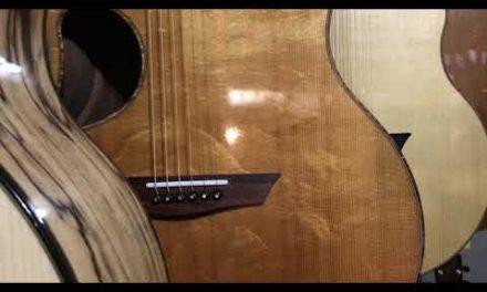 McPherson Guitars at Guitar Gallery