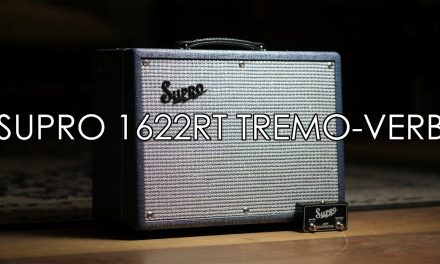 """""""Pick of the Day"""" – Supro 1622RT Tremo-Verb"""