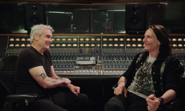 Henry Rollins Chats With Guitarist Steve Vai | In Partnership With The Sound Of Vinyl