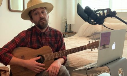 Lick of the Day: Fingerpicking Pattern with Andrew Burri | Elderly Instruments