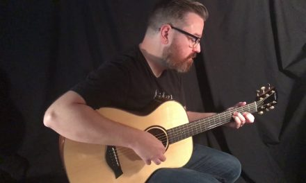 Taylor BTO 12 fret Guitar