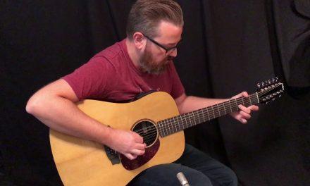 RainSong V-DR 12 String Guitar at Guitar Gallery