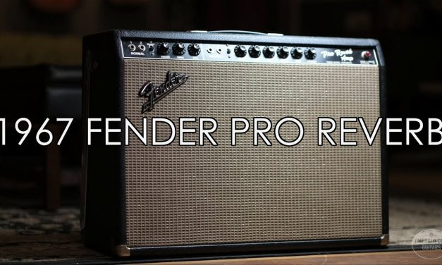 """""""Pick of the Day"""" – 1967 Fender Pro Reverb"""