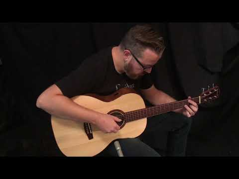 Guitar Gallery presents Tim McKnight Lowlander Guitar