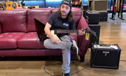 Riff With Cliff-Gibson Explorer 2011
