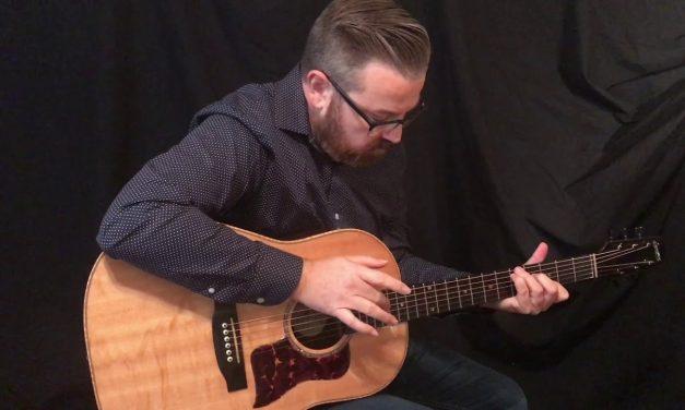 Langejans Brazilian Rosewood Guitar by Guitar Gallery