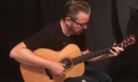 R S Bown OMX Guitar at Guitar Gallery