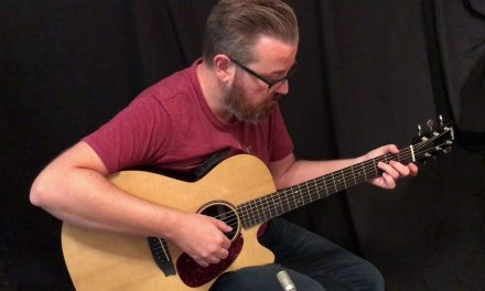RainSong V-WS1000N2X-SFT Guitar at Guitar Gallery