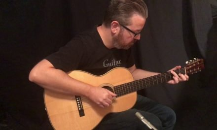 Guitar Gallery presents Roy McAlister 00 Guitar