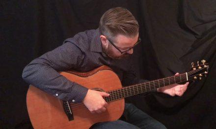 McCollum GA Koa Guitar by Guitar Gallery