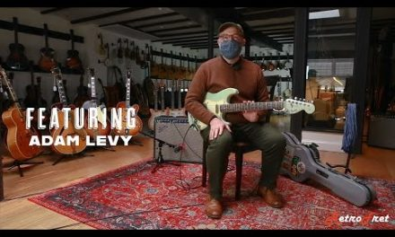 TONE, SWEET TONE // Adam Levy + Ry Cooder's 'Coodercaster' // Peace (Horace Silver)