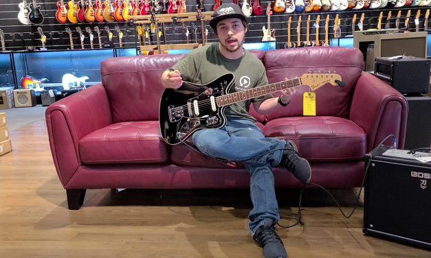 Riff With Cliff-Fender MIJ Jaguar