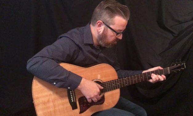 Langejans BR-6 Guitar at Guitar Gallery