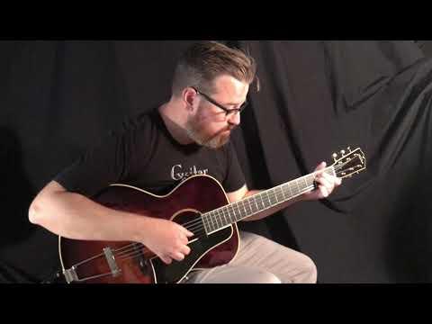 Kim Walker Sunburst Archtop by Guitar Gallery