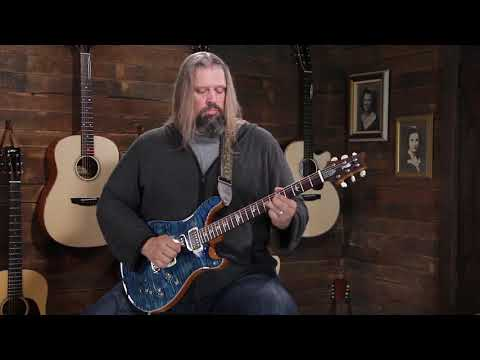 Paul Reed Smith Experience Modern Eagle V 2020 – River Blue