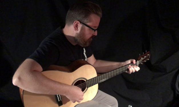 Rein Palo Escrito Guitar at Guitar Gallery