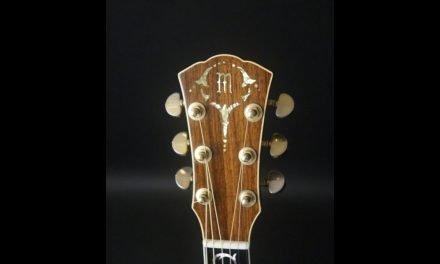 Mossman GE Guitar (1977) at Guitar Gallery