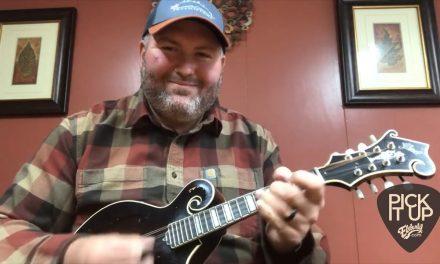 Pick It Up: Using Open Strings on Mandolin with Darren Nicholson | Elderly.com