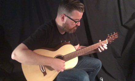 Oshoff 0-12 Guitar at Guitar Gallery