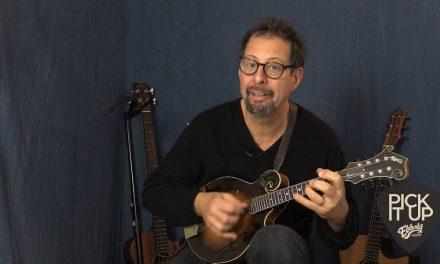 Pick It Up: Mandolin Arpeggios w/ Mike Marshall   Elderly.com
